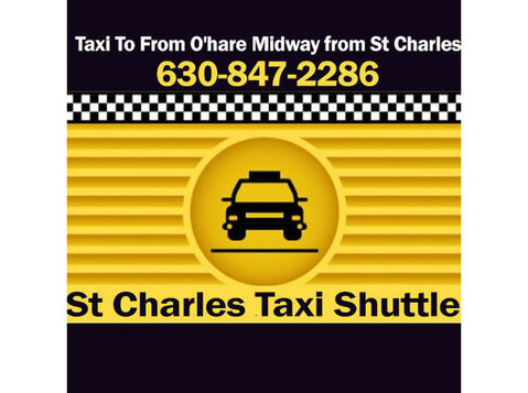 St Charles Taxi Shuttle - Taxi Companies