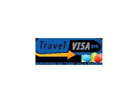 Travel Visa Pro Chicago - Agências de Viagens