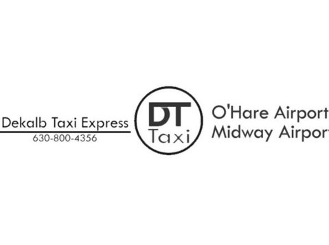 Airport Taxi Dekalb To From Express Shuttle - Taxi Companies