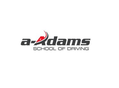Adams School of Driving - Driving schools, Instructors & Lessons