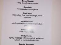 Finesse Acupressure & Body Work (3) - Spas