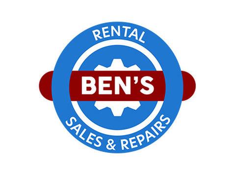 Ben's Rental & Sales - Furniture rentals