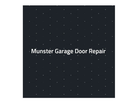 Munster Garage Door Repair - Security services