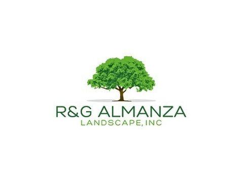 R & G Almanza Landscape Inc - Gardeners & Landscaping
