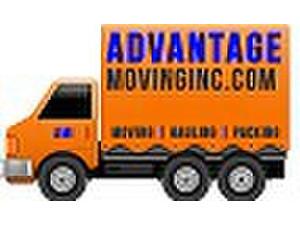 Advantage Moving Inc. - Accommodation services