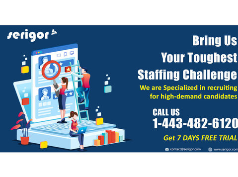 Serigor Inc - Recruitment agencies