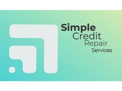 Simple Credit Repair Services - Consultancy