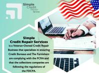 Simple Credit Repair Services (4) - Consultancy