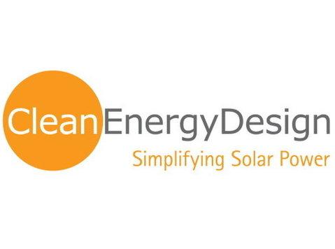 Clean Energy Design - Solar, Wind & Renewable Energy