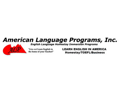 American Language Programs, Inc. - Sprachschulen