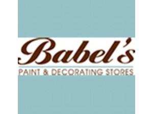 Babel's Paint Decorating Store - Painters & Decorators