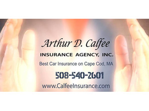 Arthur D. Calfee Insurance Agency, Inc. - Health Insurance