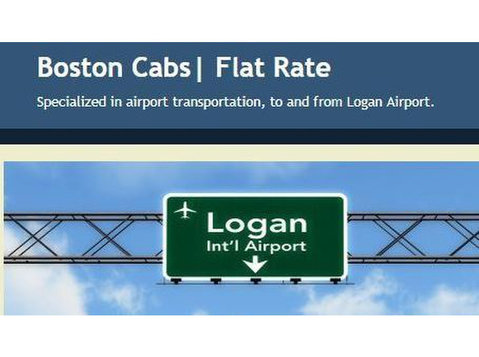 Flat Rate Cab - Taxi Companies