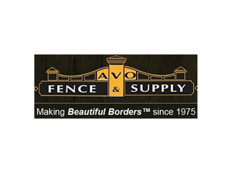 Fence Supplier - Avo Fencing & Supply - Gardeners & Landscaping