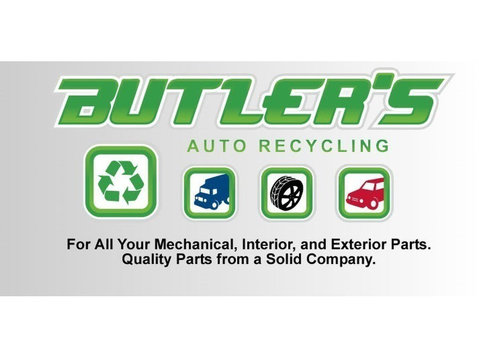 Butler's Auto Recycling - Car Repairs & Motor Service