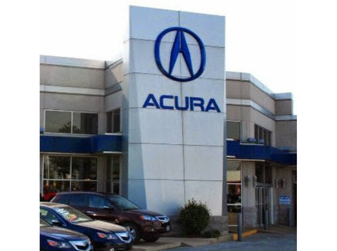 Motorcars Acura - Car Dealers (New & Used)