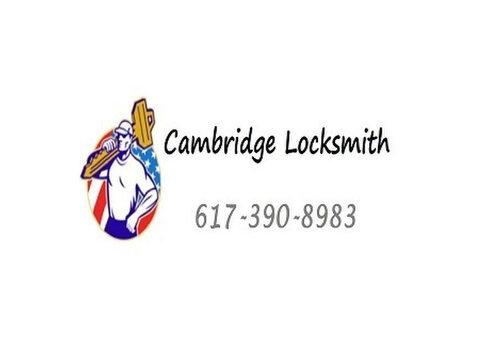 Cambridge Locksmith - Security services