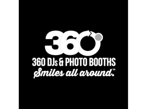 360 Djs & Photo Booth Rental - Conference & Event Organisers