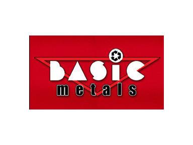Basic Metals Scrap Metal Recycling - Consultancy