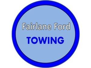 Fairlane Ford Towing - Car Repairs & Motor Service