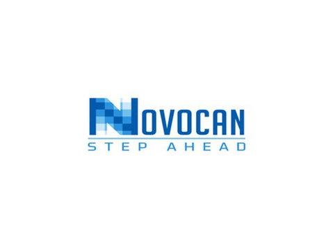 Novocan - Webdesign