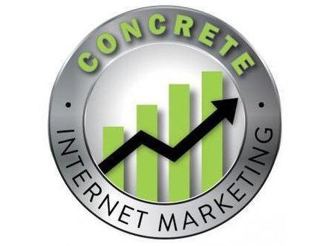 Concrete Internet Marketing - Маркетинг и Връзки с обществеността