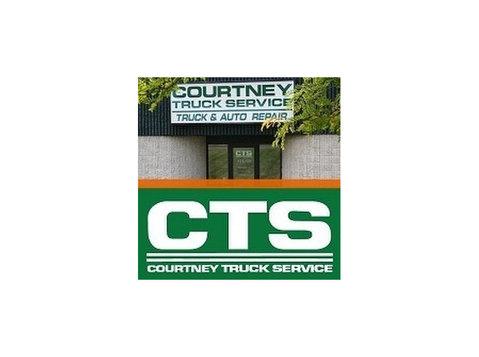 Courtney Truck Service - Car Repairs & Motor Service
