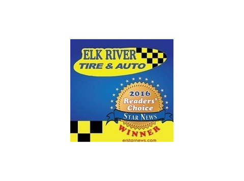Elk River Tire and Auto - Car Repairs & Motor Service