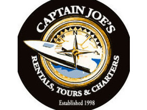 Captain Joe's Boat Rentals - Water Sports, Diving & Scuba