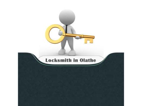 Locksmith in Olathe - Security services