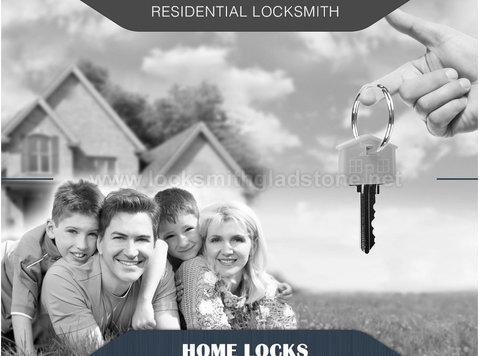 Locksmith Gladstone Co. - Security services