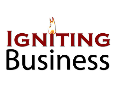 Igniting Business - Webdesign