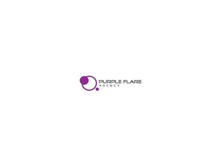 Purple Flare Agency - Print Services