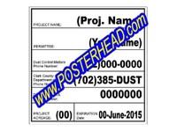 Posterhead Signs (3) - Print Services