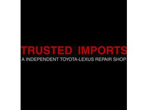 Trusted Imports Toyota Lexus Auto Repair Shop - Car Repairs & Motor Service