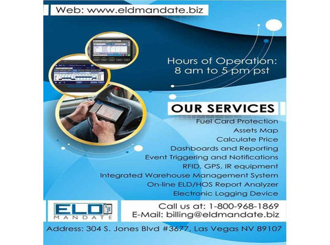 ELD mandate | electronic logging device - Business & Networking