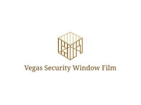 Vegas Security Window Film Service - Windows, Doors & Conservatories