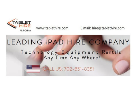 Tablet Hire Usa - Computer shops, sales & repairs