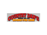 Country Dan's Home Furniture - Furniture rentals