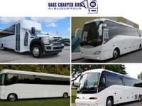 Sage Charter Bus Albuquerque (4) - Car Transportation