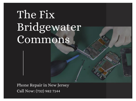 The Fix - Bridgewater Commons - Computer shops, sales & repairs