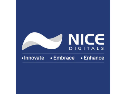 Nice Digitals - Webdesign