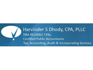 Harvinder S Dhody, CPA, PLLC - Personal Accountants