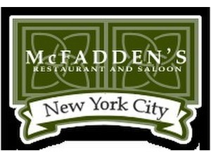 McFadden's Saloon - Food & Drink