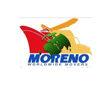 Mudanzas Internacionales Moreno International - Removals & Transport