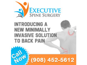 Executive Spine Surgery - Doctors