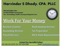 Tax Accountant Company (8) - Business Accountants