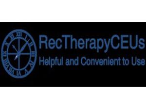 Rec Therapy Ceus - Online cursussen