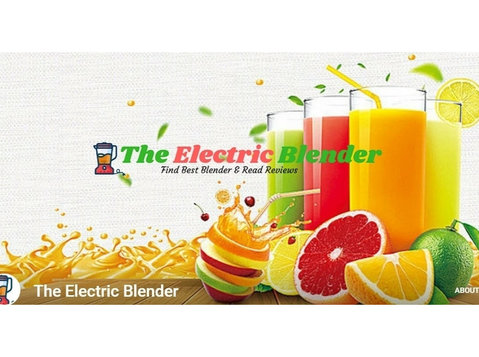 The Electric Blender - Find Best Blender & Read Blender - Organic food