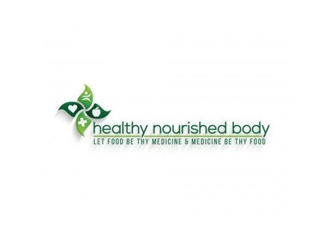 Healthy Nourished Body - Organic food